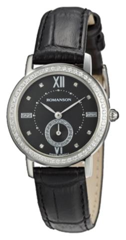 Купить Наручные часы Romanson RL3240QLWBK по доступной цене