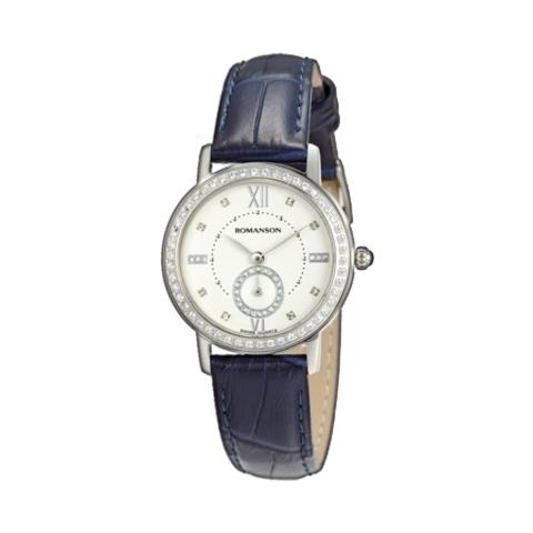 Купить Наручные часы Romanson RL3240QLWWH по доступной цене