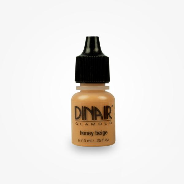 Dinair Honey beige (тональная основа)