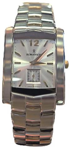 Купить Наручные часы Romanson TM3571BMWWH по доступной цене