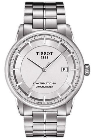 Купить Наручные часы Tissot Luxury Powermatic C.O.S.C. T086.408.11.031.00 по доступной цене