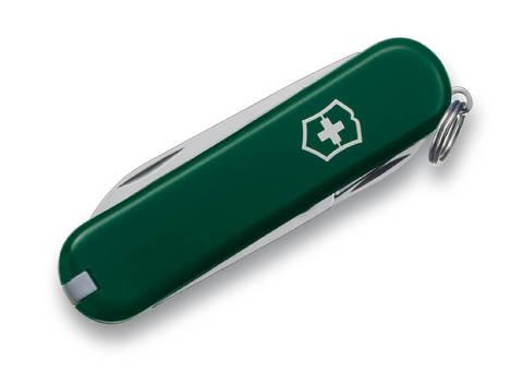 Нож брелок Classic Green Victorinox (0.6223.4)