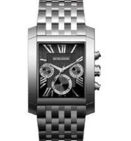 Купить Наручные часы Romanson TM0342BMWWH по доступной цене
