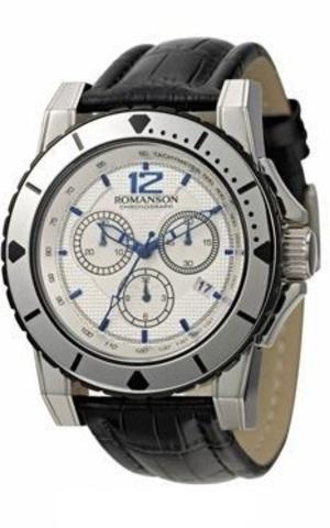 Купить Наручные часы Romanson TL1248HMWWH по доступной цене