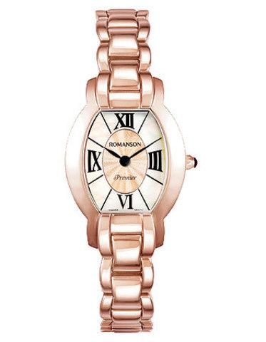 Купить Наручные часы Romanson PM6149LGWH по доступной цене