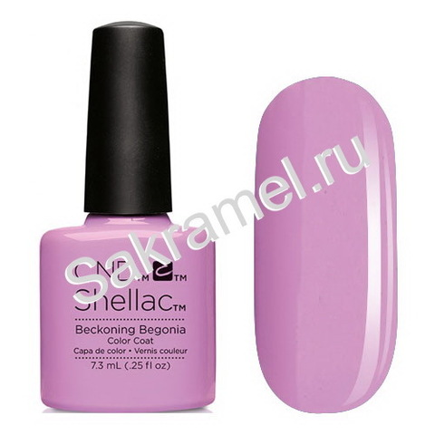 CND Shellac-Beckoning Begonia 7,3ml