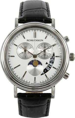 Купить Наручные часы Romanson TL1276HMWWH по доступной цене