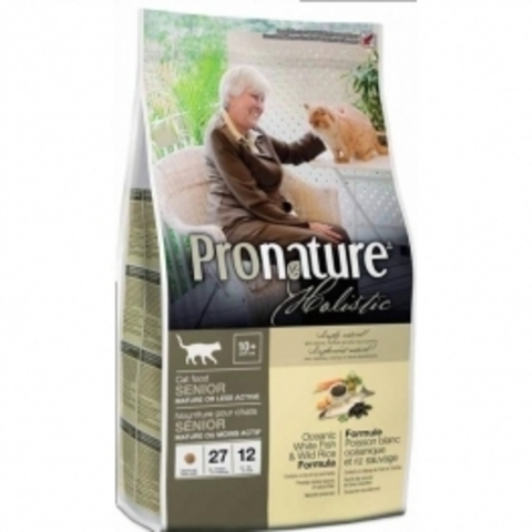 Pronature Holistic Cat Senior