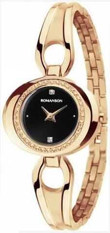 Купить Наручные часы Romanson RM0391CLRBK по доступной цене