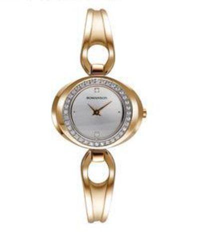 Купить Наручные часы Romanson RM0391CLRWH по доступной цене