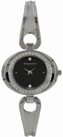 Купить Наручные часы Romanson RM0391CLWBK по доступной цене