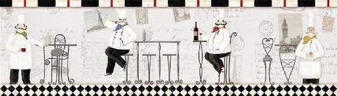 Бордюр Aura Gourmet Tour G90022, интернет магазин Волео