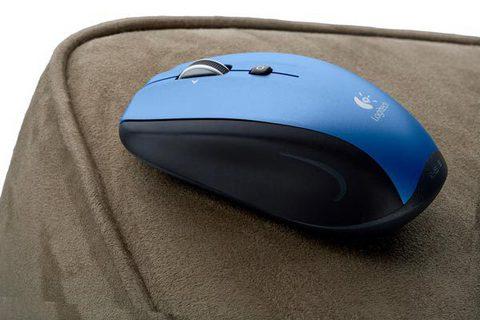 Мышь LOGITECH M515 Blue