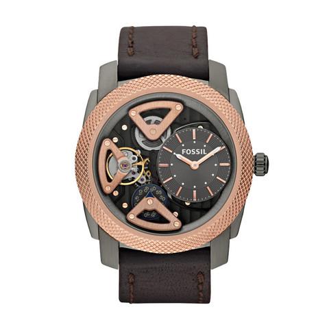 Купить Наручные часы скелетоны Fossil ME1122 по доступной цене