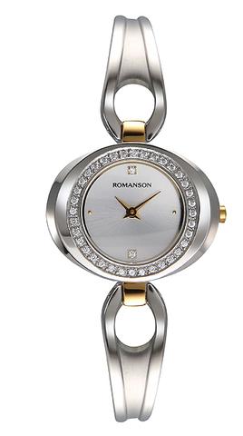 Купить Наручные часы Romanson RM0391CLCWH по доступной цене