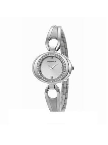 Купить Наручные часы Romanson RM0391CLWWH по доступной цене