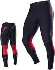 Тайтсы Noname Long O-Tights 2011, черный-красный