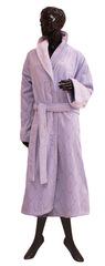 Элитный халат махрово-велюровый Canby bell flower от Vossen