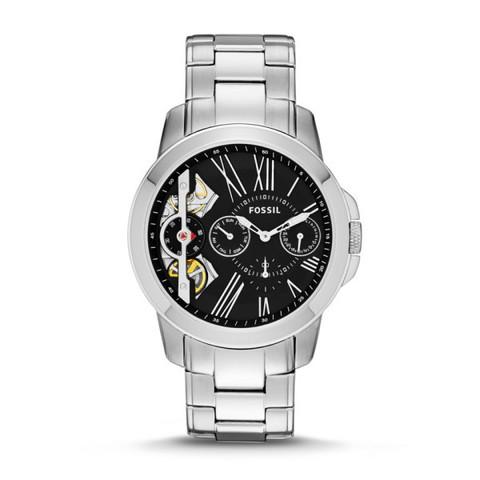 Купить Наручные часы скелетоны Fossil ME1145 по доступной цене