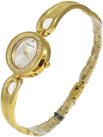 Купить Наручные часы Romanson RM0391CLGWH по доступной цене