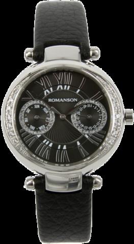 Купить Наручные часы Romanson RL2612QLWBK по доступной цене