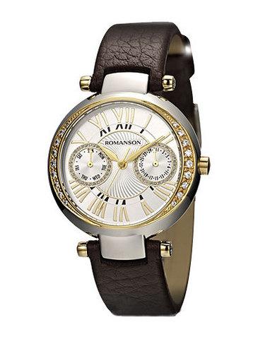 Купить Наручные часы Romanson RL2612QLCWH по доступной цене