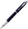 Купить Перьевая ручка Parker IM Metal, F221, цвет: Blue CT, перо : F, S0856210 по доступной цене