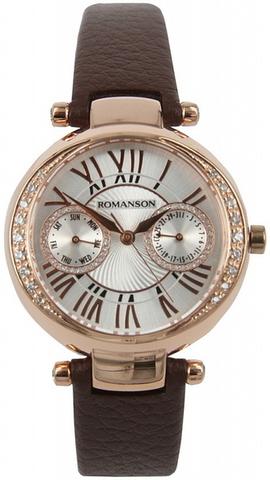 Купить Наручные часы Romanson RL2612QLRWH по доступной цене
