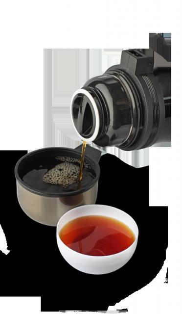 Термос универсальный (для еды и напитков) La Playa Traditional (1.8 литра) оливковый