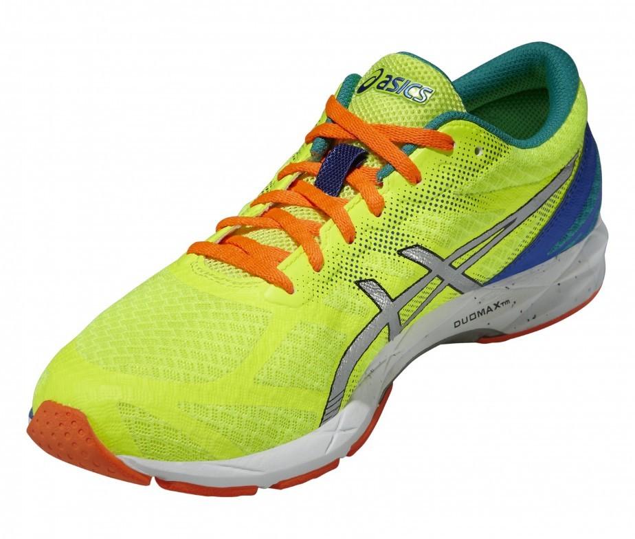 Asics Gel-DS Racer 10 кроссовки для бега желтые