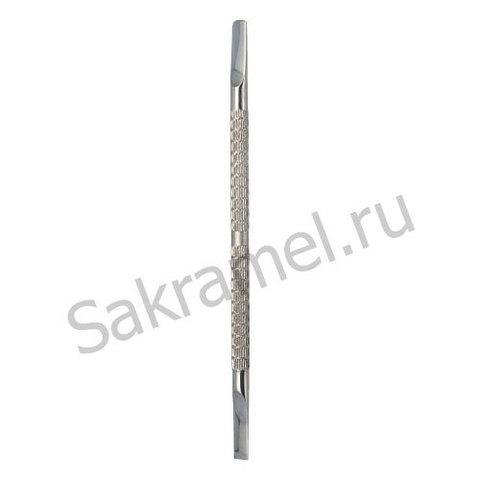 Пушер двухсторонний 12см (прямой с двух сторон)