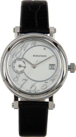 Купить Наручные часы Romanson RL3221QLWWH по доступной цене