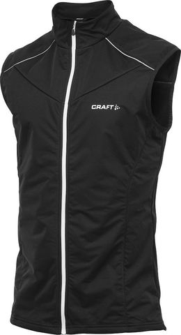 Жилет Craft PXC Storm Vest Black мужской