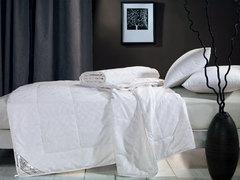 Одеяла Asabella шелковое в сатине ЗИМНЕЕ
