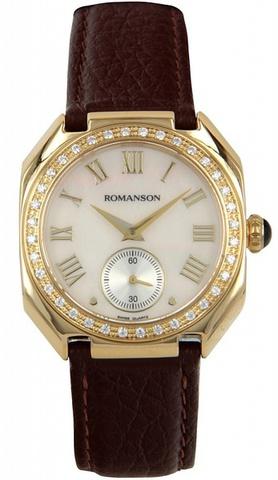 Купить Наручные часы Romanson RL1208QLGWH по доступной цене