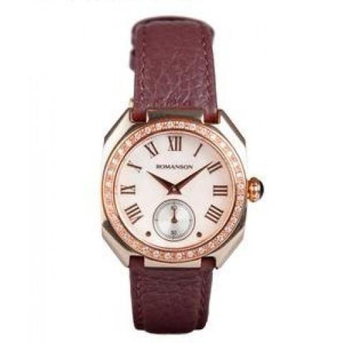 Купить Наручные часы Romanson RL1208QLJWH по доступной цене