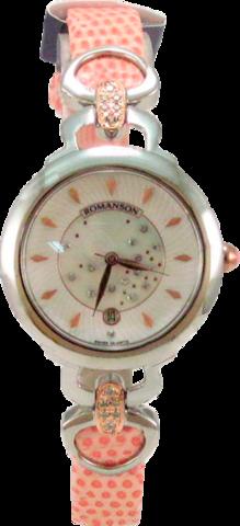 Купить Наручные часы Romanson RN2622QLJWH по доступной цене
