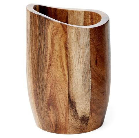 Стакан для зубной пасты Acacia Wood от Kassatex