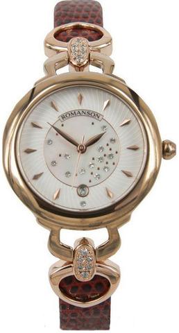 Купить Наручные часы Romanson RN2622QLRWH по доступной цене