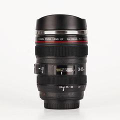 Кружка Canon 24-105mm с крышкой-поилкой