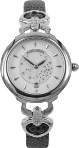 Купить Наручные часы Romanson RN2622QLWBK по доступной цене