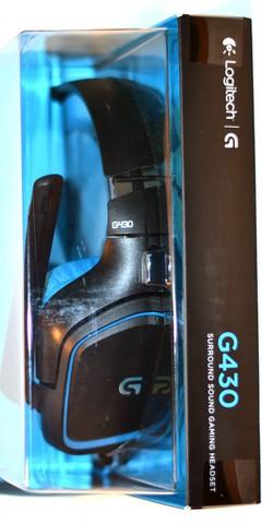 LOGITECH G430 [87500]