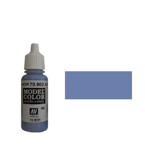 062. Краска Model Color Лазурь 902 (Azure) укрывистый, 17мл