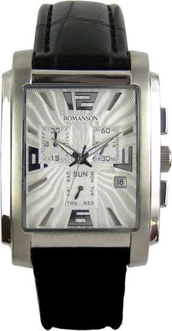Купить Наручные часы Romanson TL5140HMWWH по доступной цене