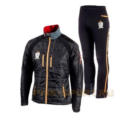 Лыжный костюм мужской Stoneham Warm Up Jacket разминочный