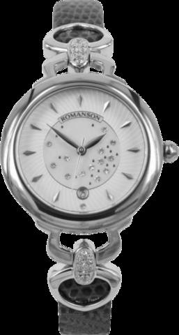 Купить Наручные часы Romanson RN2622QLWWH по доступной цене