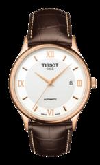 Наручные золотые часы Tissot T-Gold T914.407.76.018.00