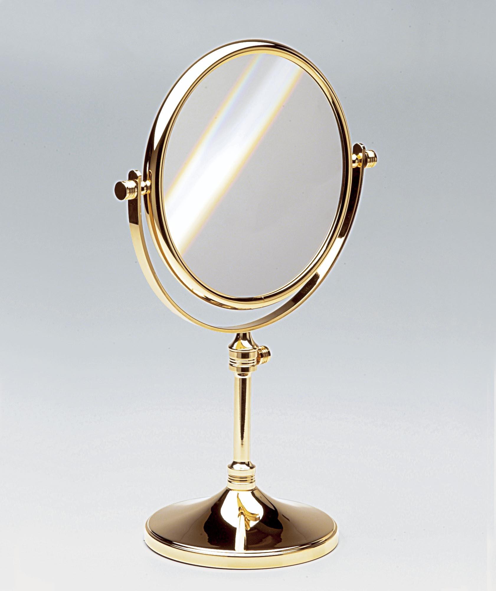 Зеркала Зеркало косметическое Windisch 99132CRO 7XOP Ribbed elitnoe-zerkalo-kosmeticheskoe-99132-ribbed-ot-windisch-ispaniya.JPG