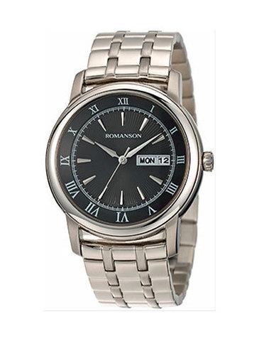 Купить Наручные часы Romanson TM2616MWBK по доступной цене