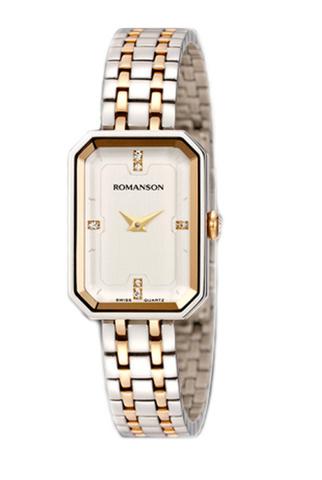 Купить Наручные часы Romanson RM4207LCWH по доступной цене
